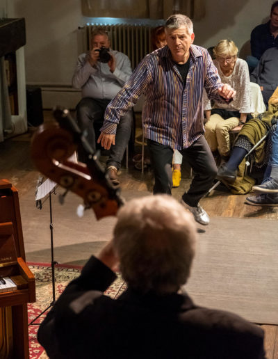 Charles Loos Trio & Josh Hilberman