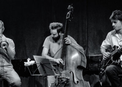 Greg Houben, Cédric Raymond, Quentin Liégeois