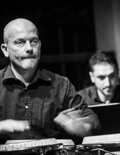 Moanin' Salsa : Laurent Moens, Giuseppe Majorino